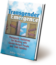 Image of the book Transgender Emergence